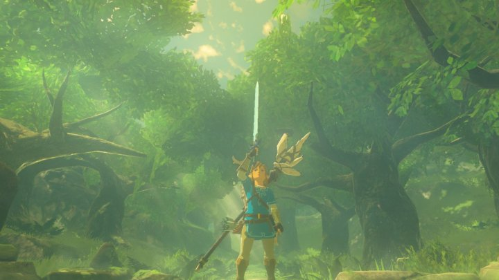 Breath of the Wild Games of 2017