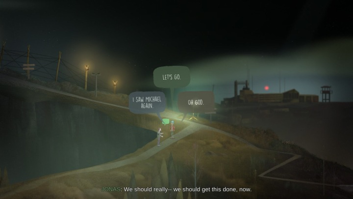 Oxenfree Games of 2017
